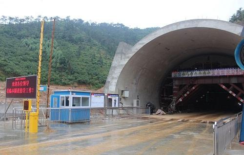 西宁隧道考勤定位门禁监控系统