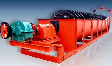 螺旋分级机选矿设备用途广泛耐磨程度好