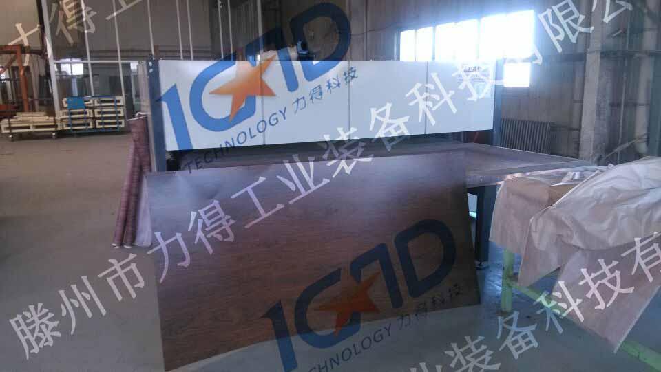 门板木纹转印机门框木纹转印机