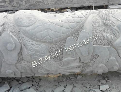 石雕龙柱雕刻厂家