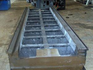 灰铁机床铸件,球铁机床铸件