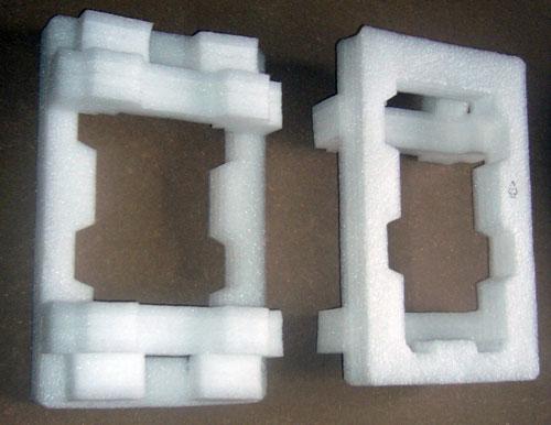 佛山电器护角包装/防护珍珠棉托盘/珍珠棉盒子内衬