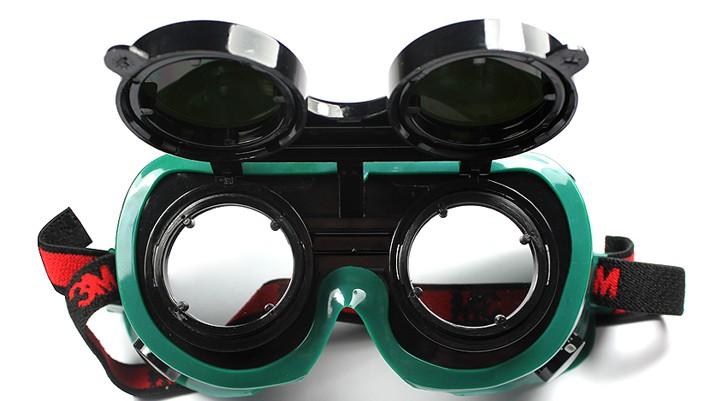 3M10197焊接防护眼罩/防电焊弧光眼镜 防护眼罩 焊接专用