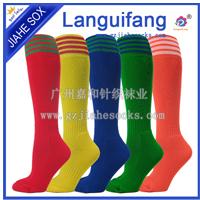 袜子厂家生产 运动袜子锦纶过膝长筒足球袜
