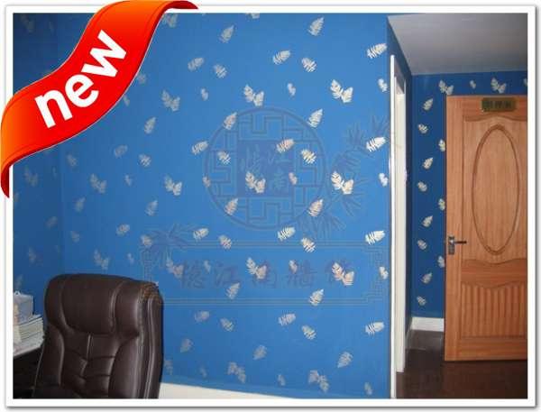 家庭装潢室内墙面新材料,忆江南幻图漆纳米艺术漆