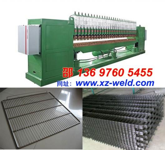 山东煤矿支护网龙门焊机 全自动焊机