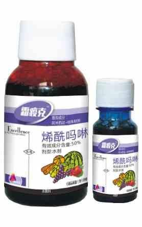 霜疫克-霜霉病早疫病特效药.