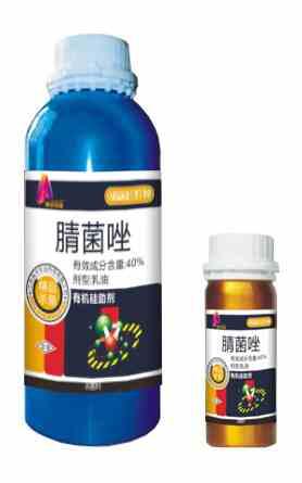 40%腈菌唑--苹果腐烂病、黑星病特效药