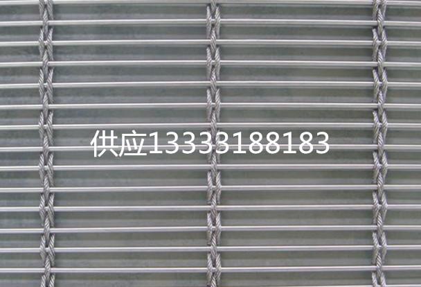 不锈钢幕墙装饰型钢丝网价格