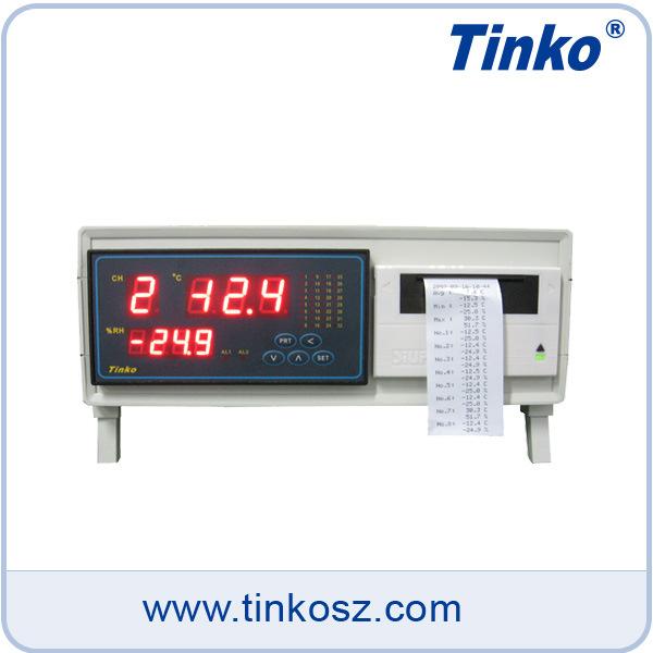 Tinko 温湿度巡检打印仪