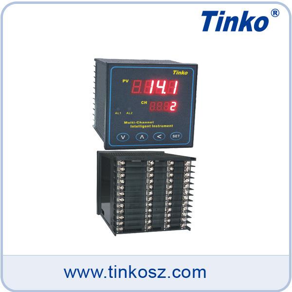 供应Tinko智能温度巡检仪 多路巡检仪