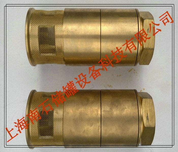 上海全铜双门底阀