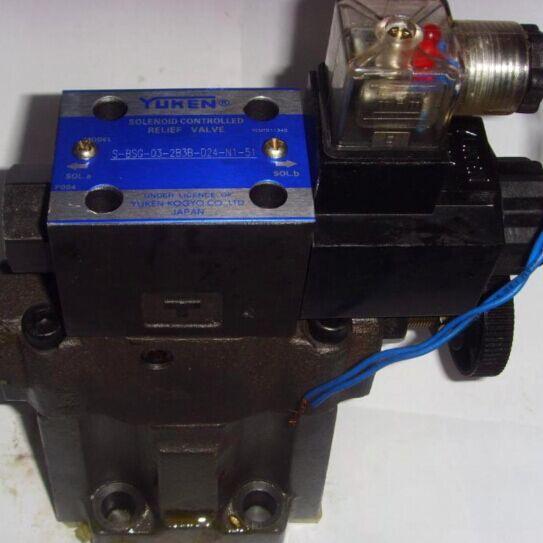 BSG-03-2B3A-D24-46台湾油研溢流阀