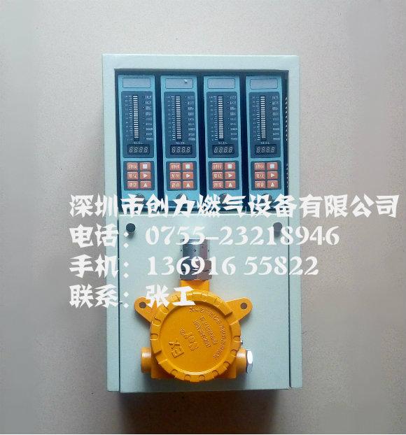 SST-9801A气体浓度报警器、气体泄漏检测器