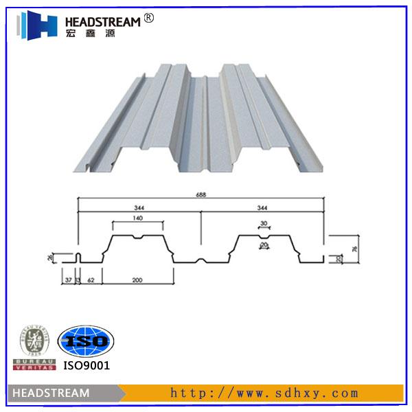 钢结构楼层板 钢结构楼层承重板厂家 规格型号