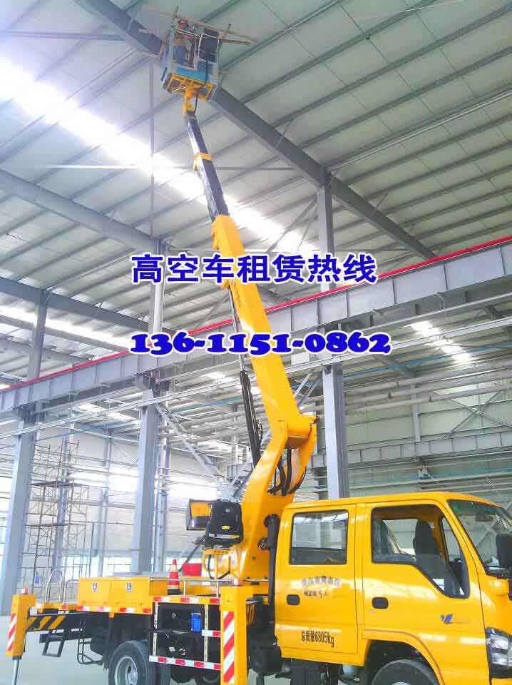 力擎提供扬州江都区小纪镇高空车租赁
