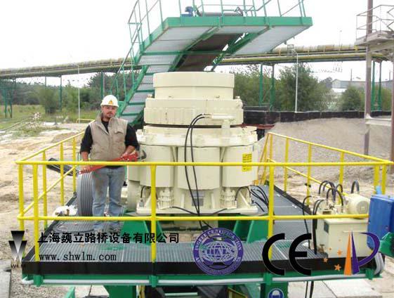 机制砂石骨料场设备