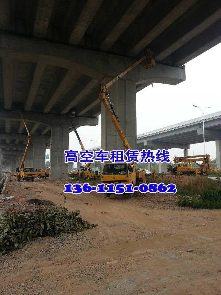 扬州高邮市市政芜湖高空作业车出租选力擎