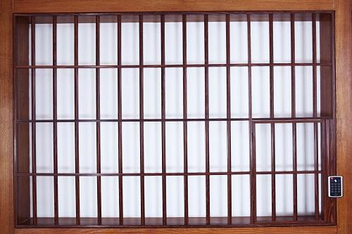 超专业铝合金防盗窗 防护网