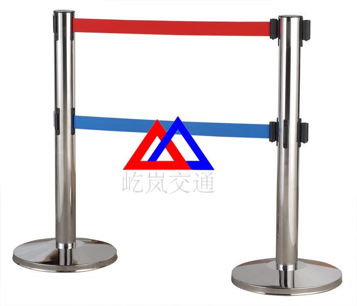 郑州一米线礼宾杆 烤漆一米线礼宾杆 砂钢一米线礼宾杆