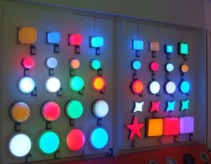 LED内控点光源丨LED内控七彩点光源