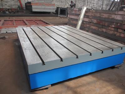 铸铁划线平板检验平台铆焊平台