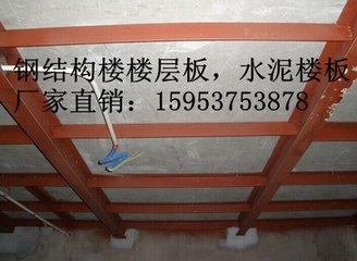 甘肃关于做好loft钢结楼层板厂家有办法