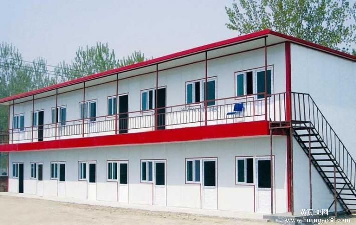 金华钢结构厂房活动板房拆搭回收