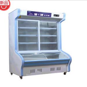 饭店展示柜 保鲜柜 展示冷柜