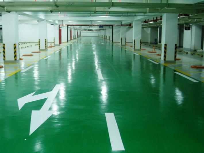 深圳光明地下停车场地坪、石岩地下停车库地坪