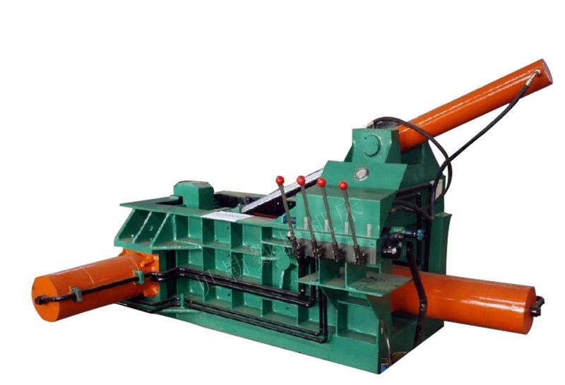 中国名牌鑫玛特出品 Y81-400T废金属打包机