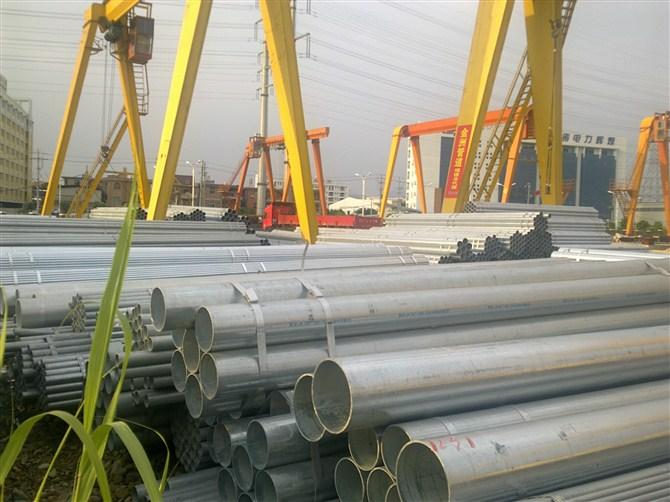 天津热镀锌管 Q235镀锌管 Q195镀锌管 DN65镀锌焊管