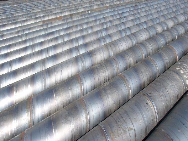 天津DN65螺旋焊管 Q235金属螺旋管 螺旋钢管厂钢材批发