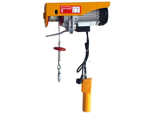 微型电动葫芦/220V 家用提升机/小型吊机升降机