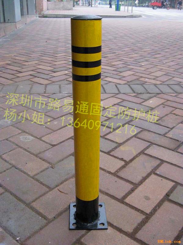 供应防撞柱 深圳反光防撞柱厂家 防撞路桩优质供应商