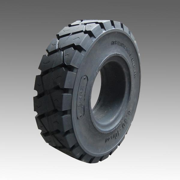 铲车轮胎 装载机实心轮胎 14.00-24实心轮胎 工程机械轮胎