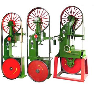 木工带锯机 电动跑车 磨锯机