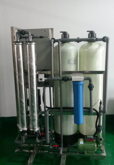 RO0.5T/H反渗透纯水设备