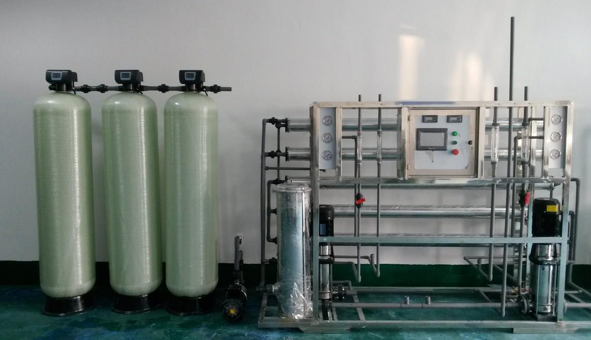 RO1T/H二级反渗透超纯水设备