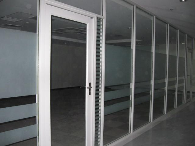 双玻百叶隔断隔墙玻璃隔断墙