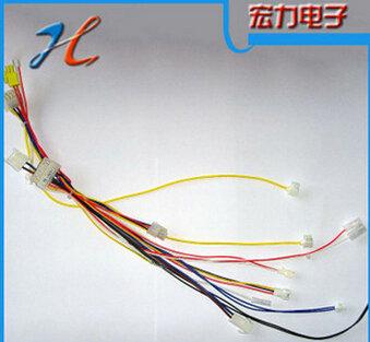 供应高温环保电子设备线束