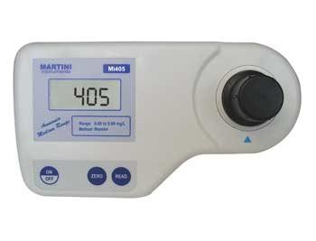 便携式测量氨氮光度计
