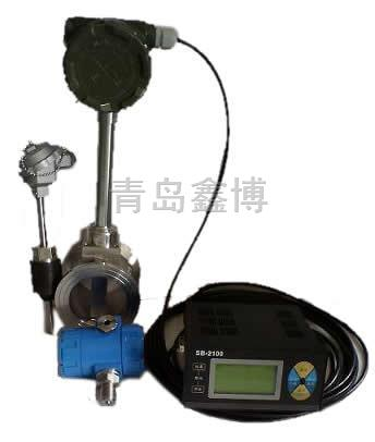 测量氮气氧气智能涡街流量计