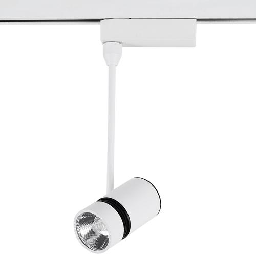 缔一照明LED轨道灯12W 服装店明装橱窗展厅背景 LED导轨射