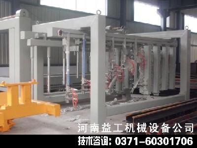 益工加气蒸压混凝土砌块设备质量体系完善技术力量雄厚