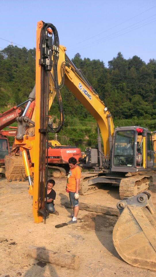 凿岩机械价格、挖改液压凿岩机价格