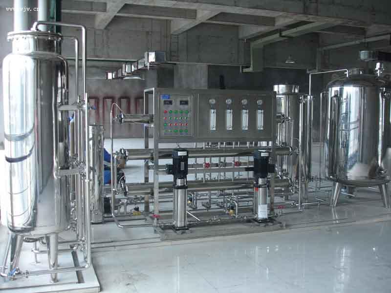 水处理设备开发