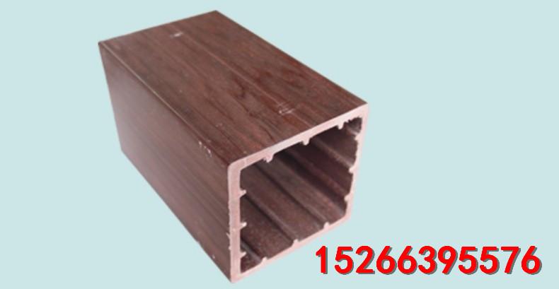 生态木绿可木方木规格颜色价格厂家