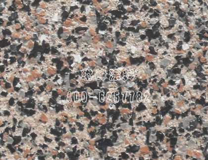 天然岩片真石漆厂家