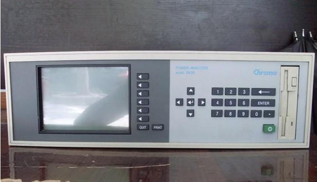 Chroma6630 chroma6630 功率分析仪